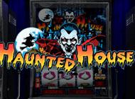 Haunted House Slot logo