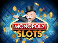 Monopoly Slots logo