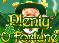 Plenty O'Fortune Slot logo