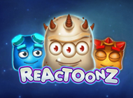 Reactoonz-Slot