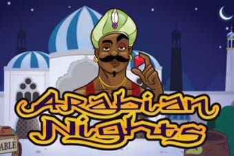 Arabian Nights Slot logo