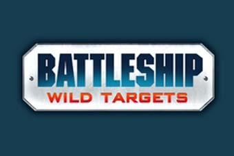 Battleship: Wild Targets Slot logo