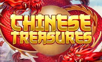 Chinese Treasures Slot logo