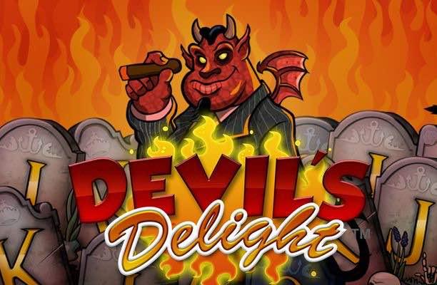 Devil's Delight Slot logo