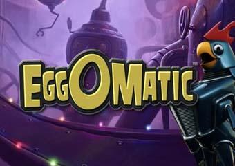EggOmatic Slot logo