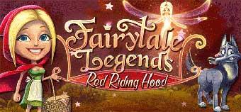 Fairytale Legends: Red Riding Hood Slot logo