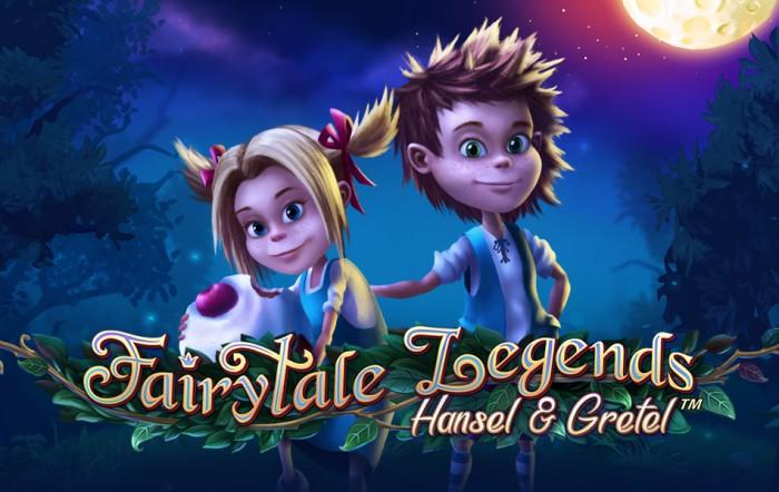 Fairytale Legends: Hansel and Gretel Slot logo