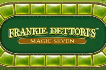 Frankie Dettori's Magic Seven Slot logo