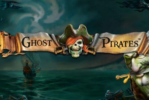Ghost Pirates Slot logo