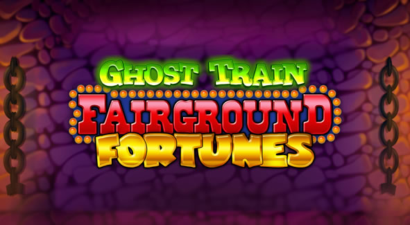 Fairground Fortunes Ghost Train Slot logo