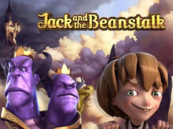 Jack and the Beanstalk Slot logo