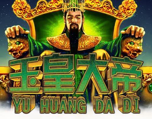 Jade Emperor (Yu Huang Da Di) Slot logo