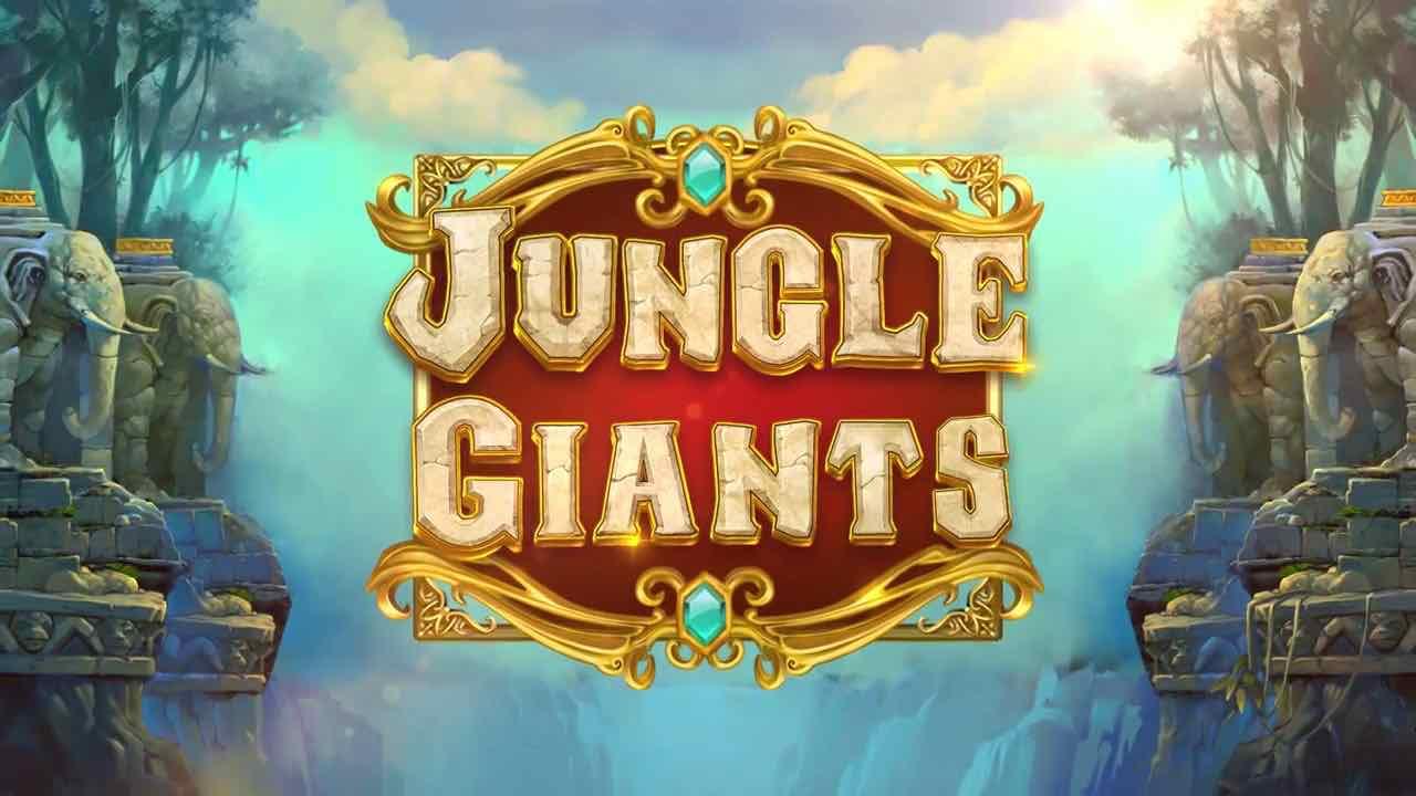 Jungle Giants Slot logo