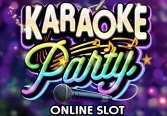 Karaoke Party Slot logo