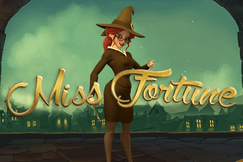 Miss Fortune Slot logo