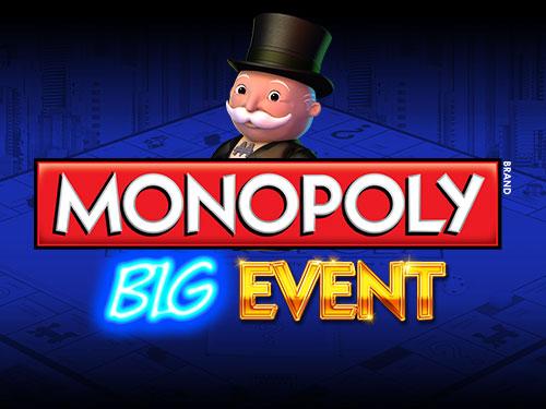 Monopoly: Big Event Slot logo