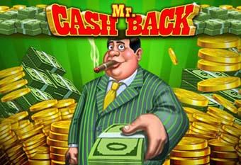 Mr Cashback Slot logo