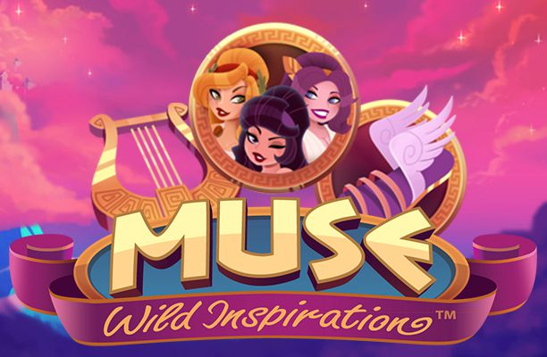 Muse: Wild Inspirations Slot logo