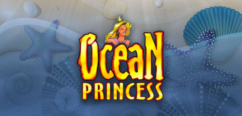 Ocean Princess Slot logo