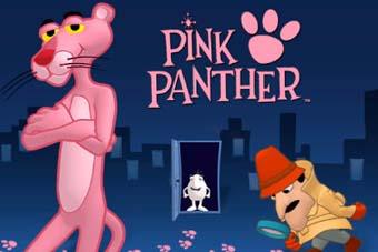 Pink Panther Slot logo