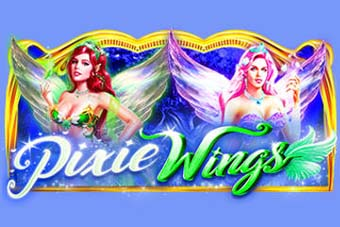 Pixie Wings Slot logo