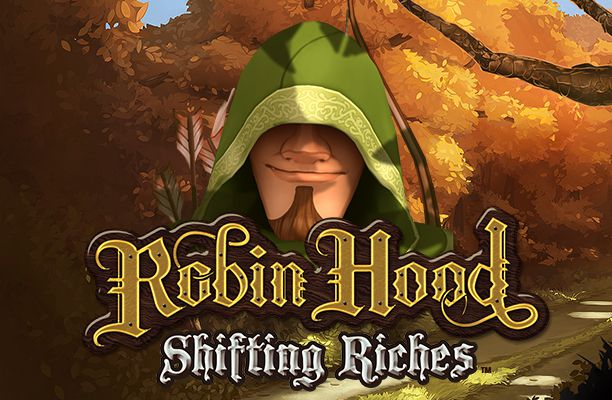 Robin Hood: Shifting Riches Slot logo