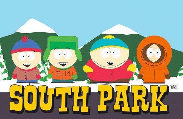 South Park Slot logo