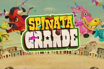 Spiñata Grande Slot logo