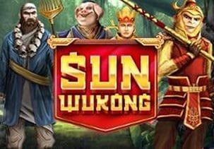 Sun Wukong Slot logo