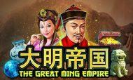 the-great-ming-empire-slot-logo