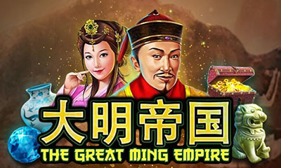The Great Ming Empire Slot logo