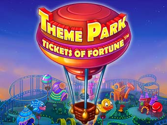 Theme Park: Tickets of Fortune Slot logo